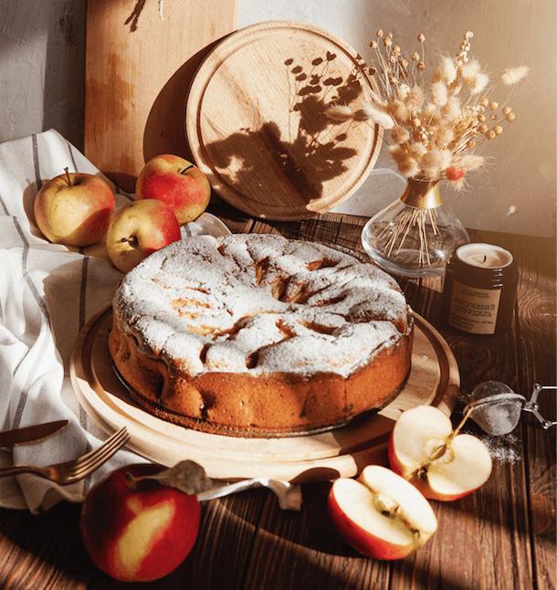 Le gâteau protestant des journées d'hiver