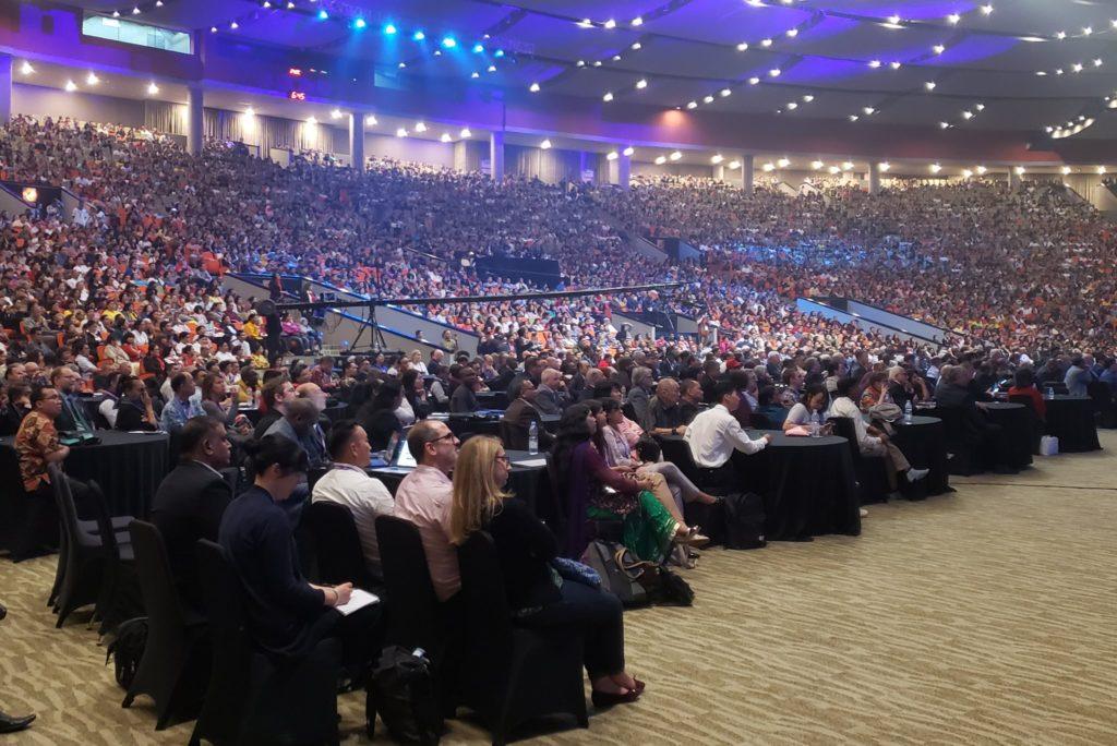 L'évangélisme mondial rassemblé à Djakarta