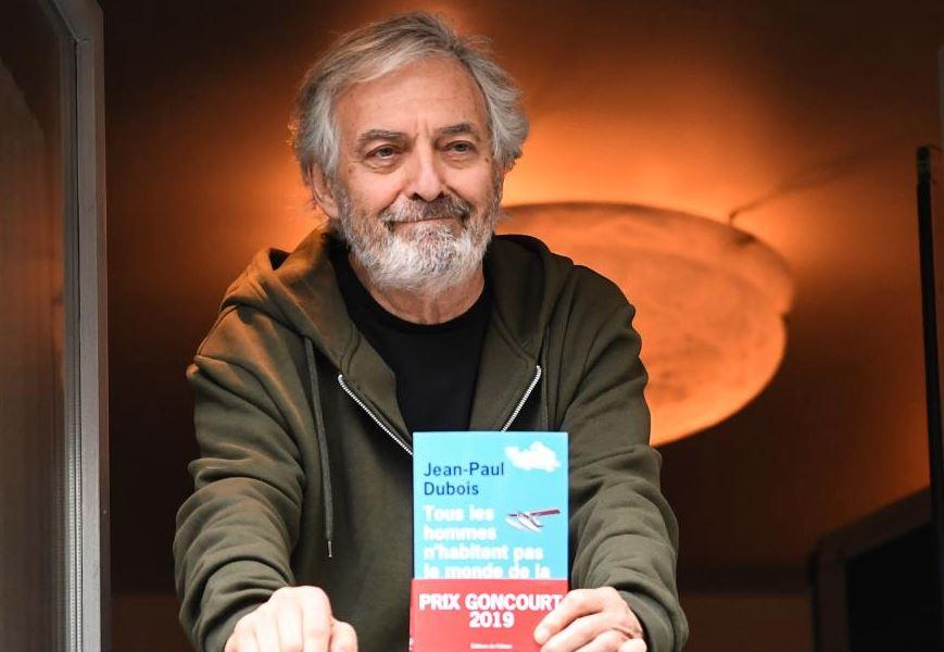 L'histoire d'un fils de pasteur, prix Goncourt 2019