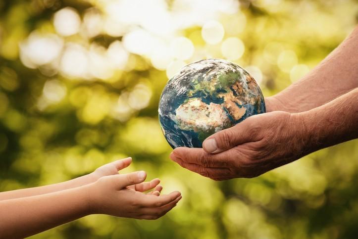 Une confession de foi écologique