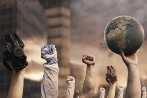 L'organisation de désobéissance civile Extinction Rebellion