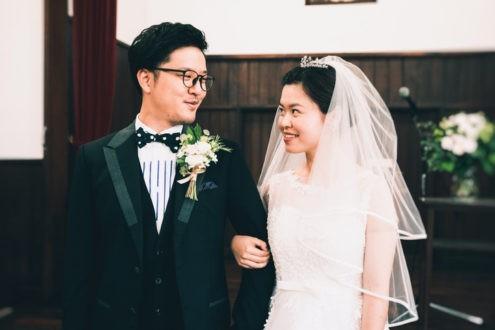 Écrire une cérémonie de bénédiction de mariage à deux!
