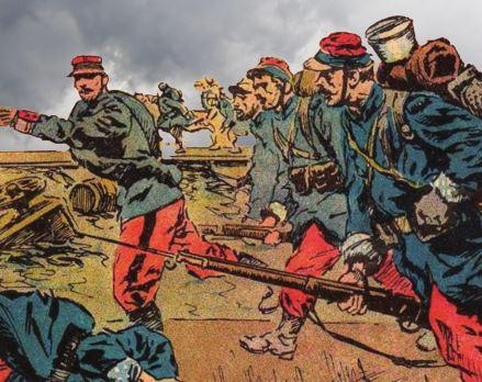 12 livres sur les protestants pendant la Grande Guerre