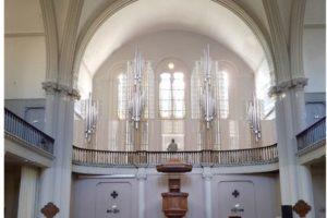 Un orgue au temple de la rue de Maguelone