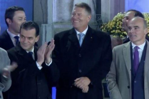 Klaus Iohannis réélu en Roumanie