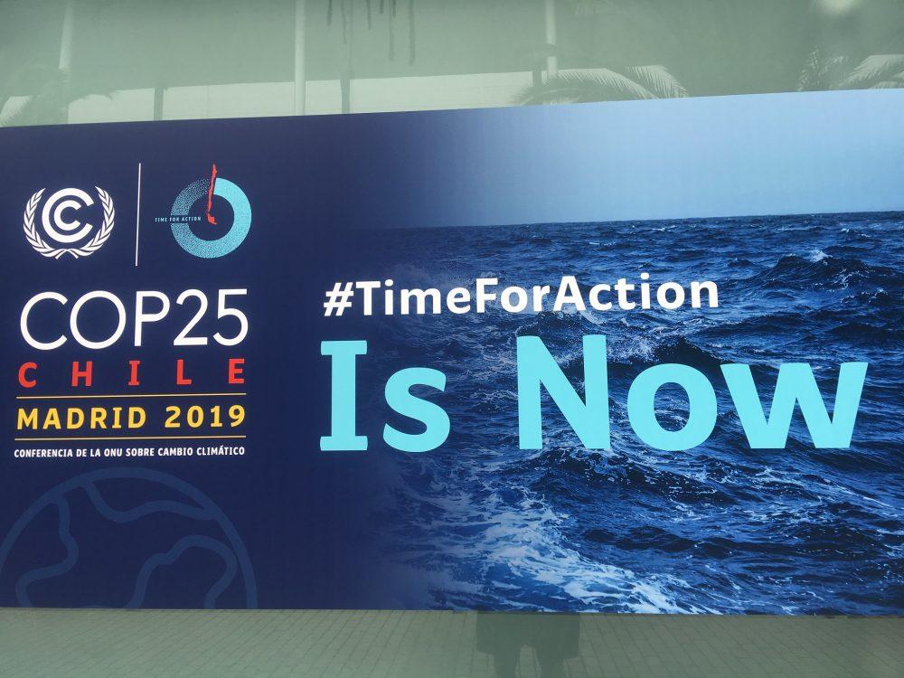 La COP25, comme si de rien n'était
