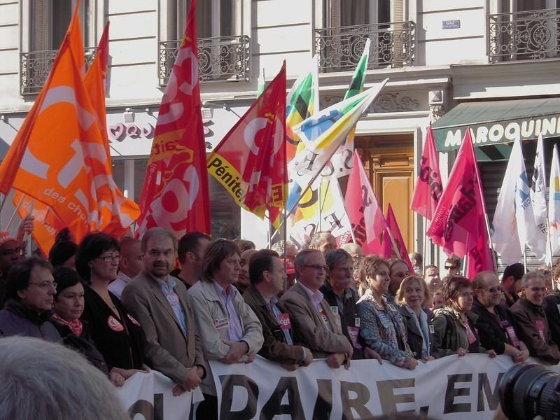 Les grèves, la politique et l'imaginaire