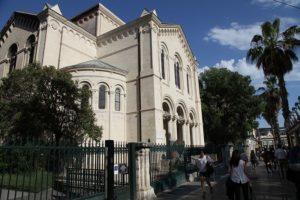 Les 150 ans du temple de Maguelone