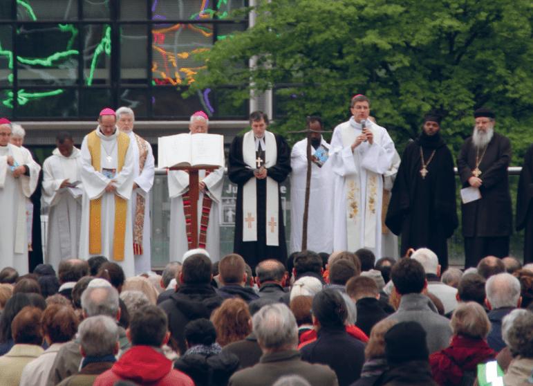«Semaine de prières pour l'unité des chrétiens dans le monde» Une célébration commune
