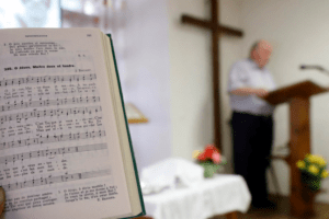 L'art des cantiques chez les protestants