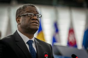 """Denis Mukwege : """"J'ai besoin des protestants français"""""""