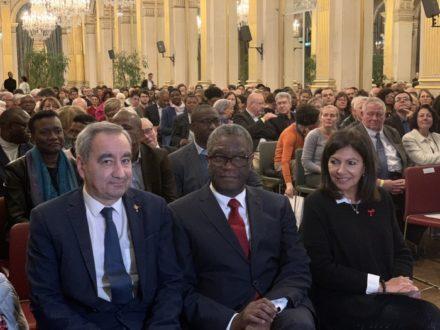 Les évangéliques et le Dr Denis Mukwege à l'honneur