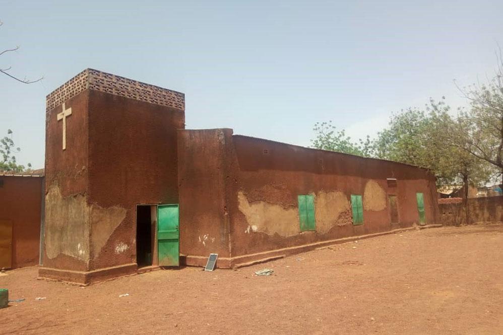 Attaque meurtrière contre une église protestante au Burkina-Faso