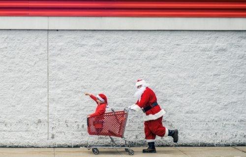 Comment gérer le père Noël dans une famille chrétienne