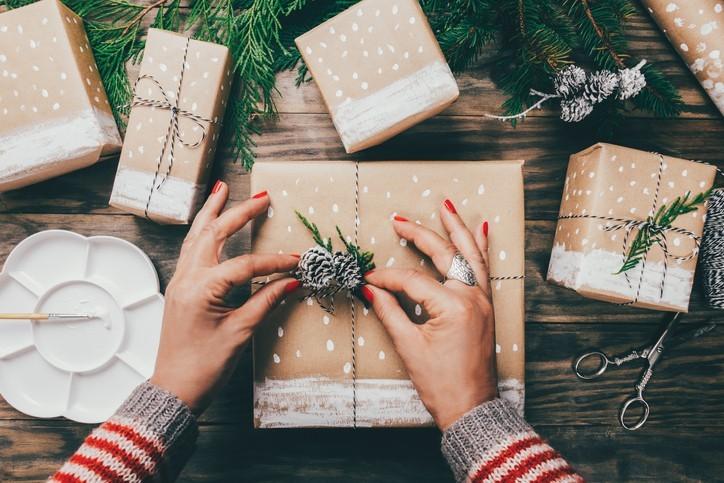 A Noël, j'offre local