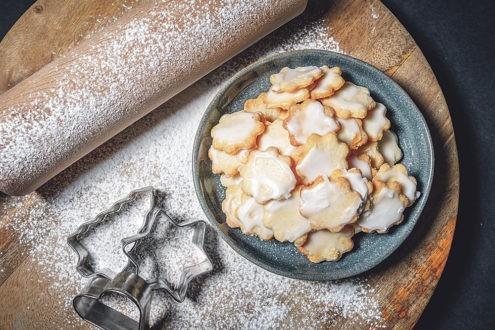 Les Winachtsbredele, ces petits gâteaux de Noël