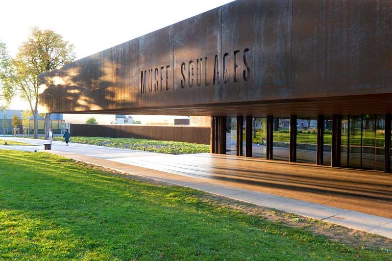 Le succès du musée Soulages de Rodez