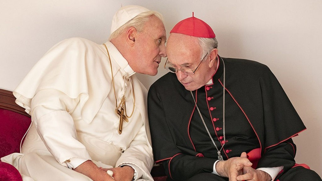 Les deux Papes… pour un grand face à face