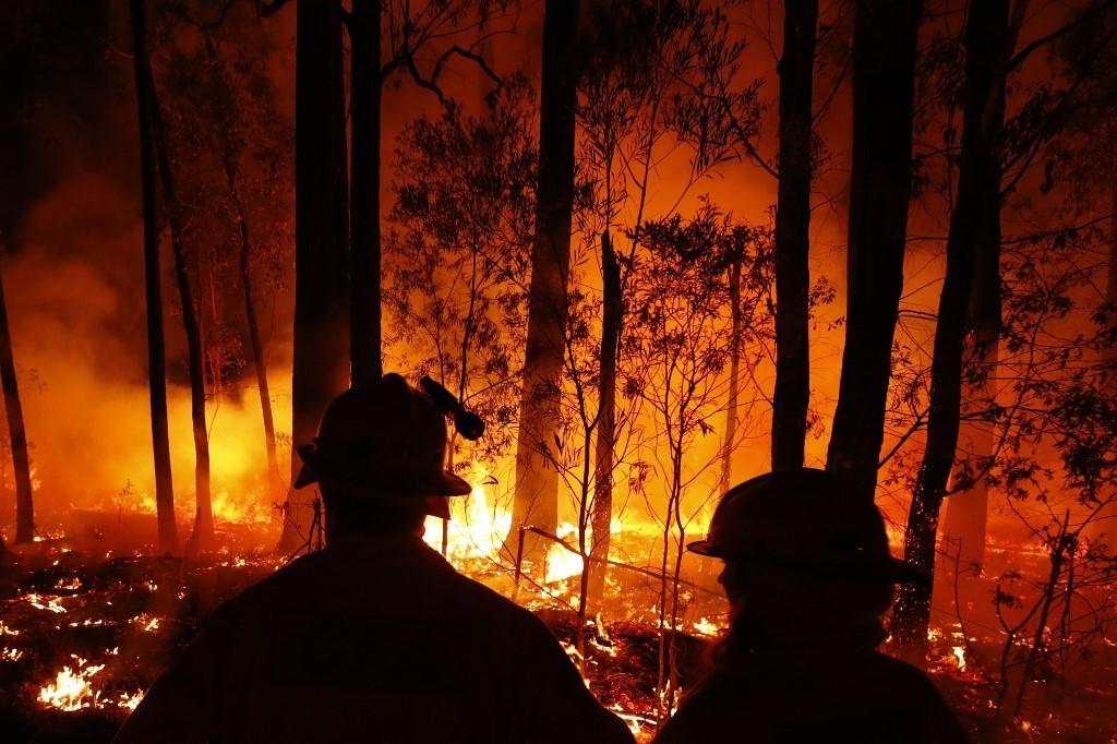 Australie, les Églises mobilisées contre l'apocalypse climatique