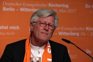Allemagne : menaces de mort contre le président de l'Eglise protestante