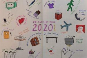 20 plaisirs pour 2020
