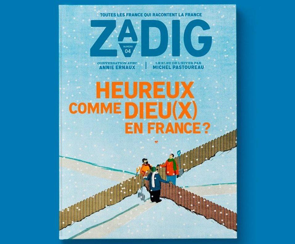 Heureux comme Dieu(x) en France ? Revue Zadig