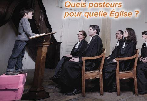 Comment annoncer l'Evangile aujourd'hui ? Quels pasteurs pour quelle Eglise ? Faisandier Anne et Ruff Pierre-Jean