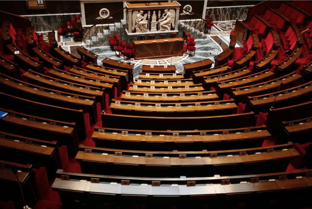 La séparation des pouvoirs en France