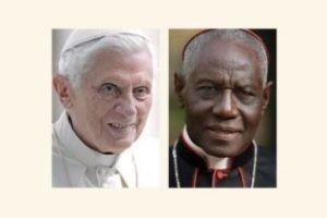 Des profondeurs de nos cœurs (Fayard) Benoît XVI et du cardinal Robert Sarah