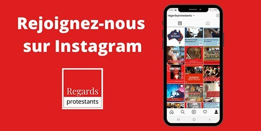 Rejoignez-nous sur Instagram