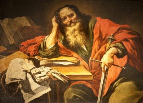 Les anabaptistes face aux écrits de Paul