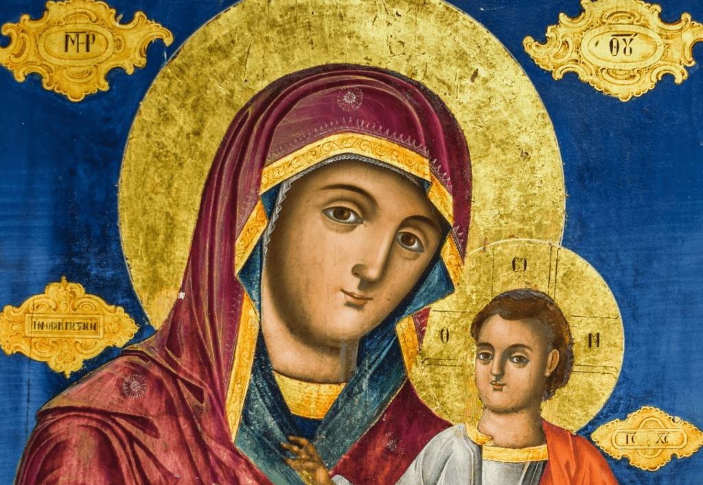 """Peut-on dire Marie """"mère de Dieu"""" ?"""