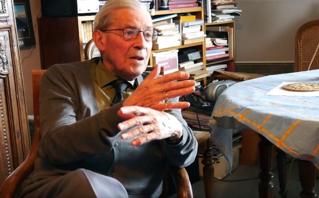Le pasteur Michel Leplay, une belle vie