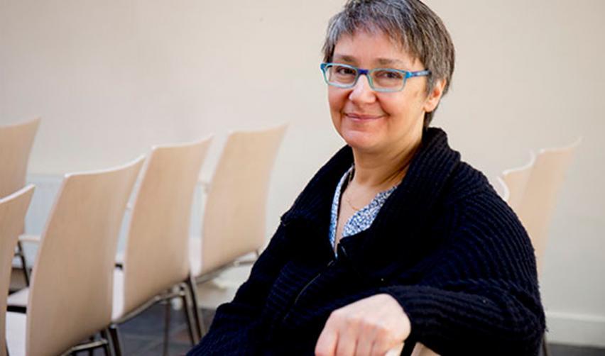 Pauline Bebe, le rabbin qui soulève des montagnes