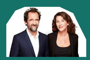 Un amour de jeunesse avec Stéphane de Groot et Isabelle Gélinas au théâtre