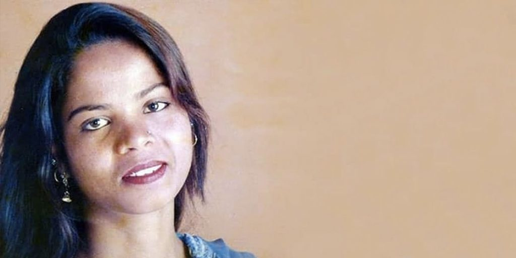 Asia Bibi demande l'asile en France à Emmanuel Macron