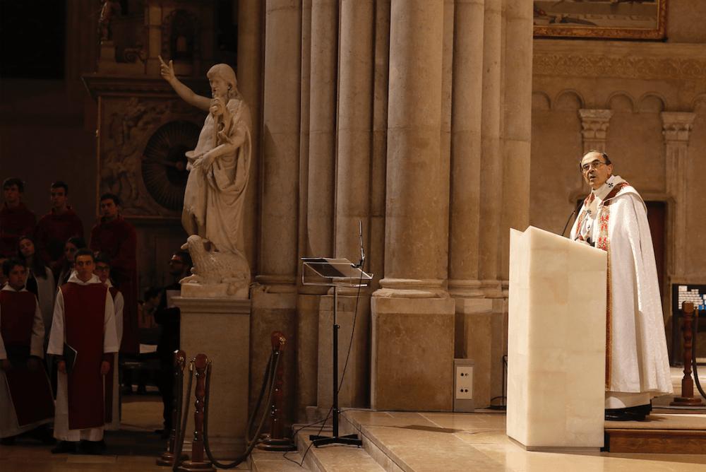 Démission du cardinal Barbarin