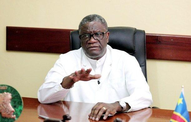 Le Dr Denis Mukwege appelle à la mobilisation collective