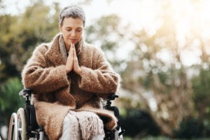 La prière silencieuse