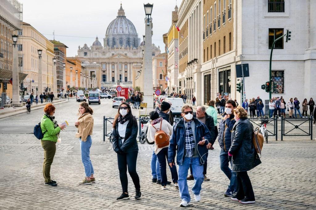 Coronavirus au Vatican