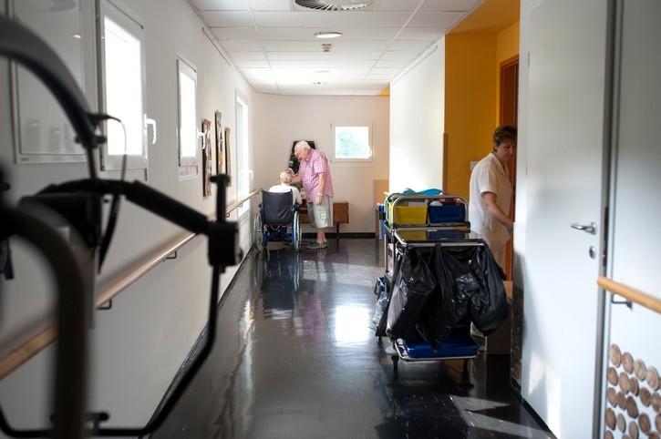 Coronavirus: témoignage d'une aide-soignante