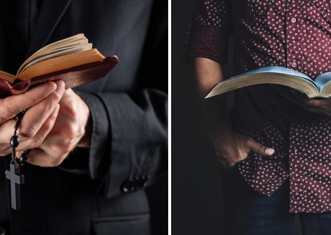 Les prêtres et les pasteurs