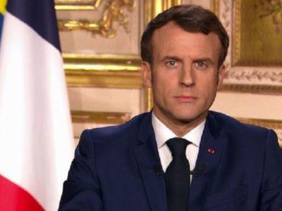 Emmanuel Macron et la dette africaine