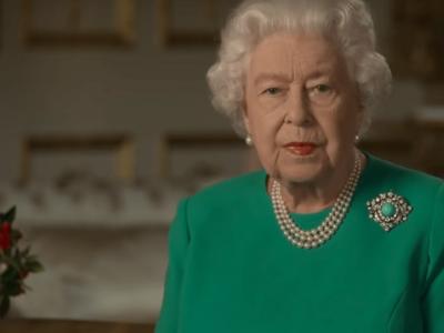 Le discours historique d'Elizabeth II