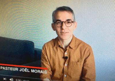 Confinement : le vécu de Joël Morais, pasteur aux Sables d'Olonne