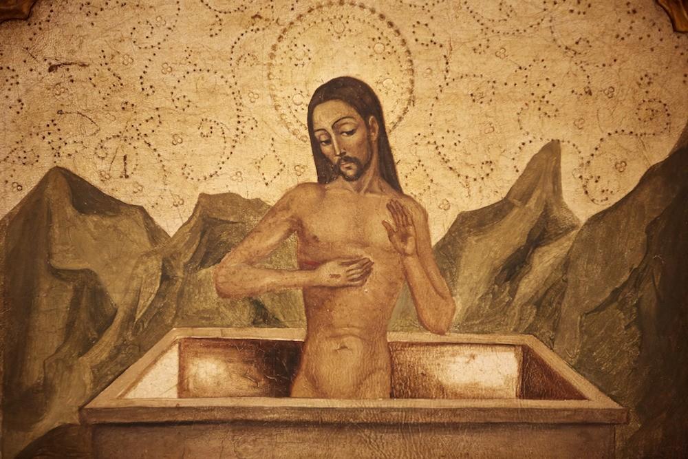 Jésus est resté au tombeau trois jours et trois nuits