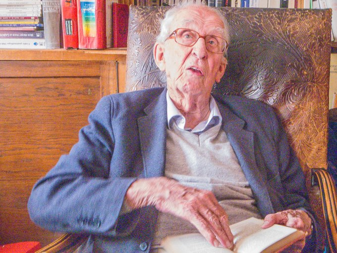 Hommage au pasteur Jacques Maury