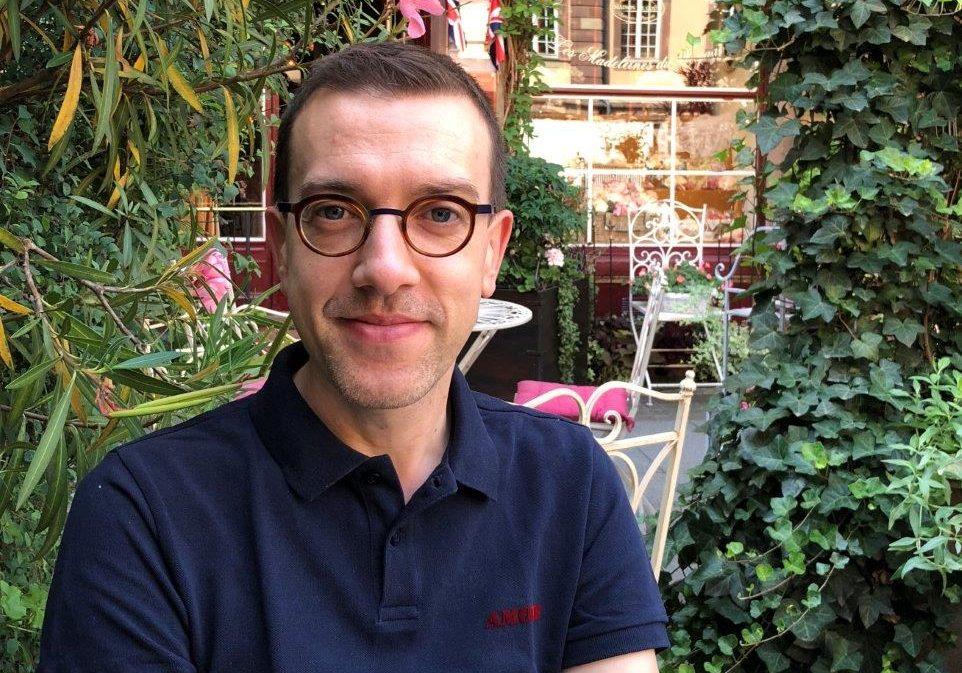 Le quotidien de Jakub Kowalczyk, médecin à l'hôpital de Mulhouse