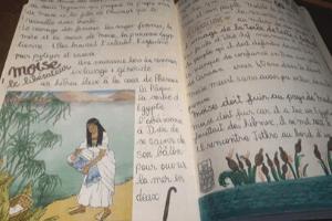 Le Bible journaling