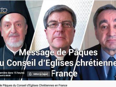 Une déclaration commune des Églises chrétiennes de France